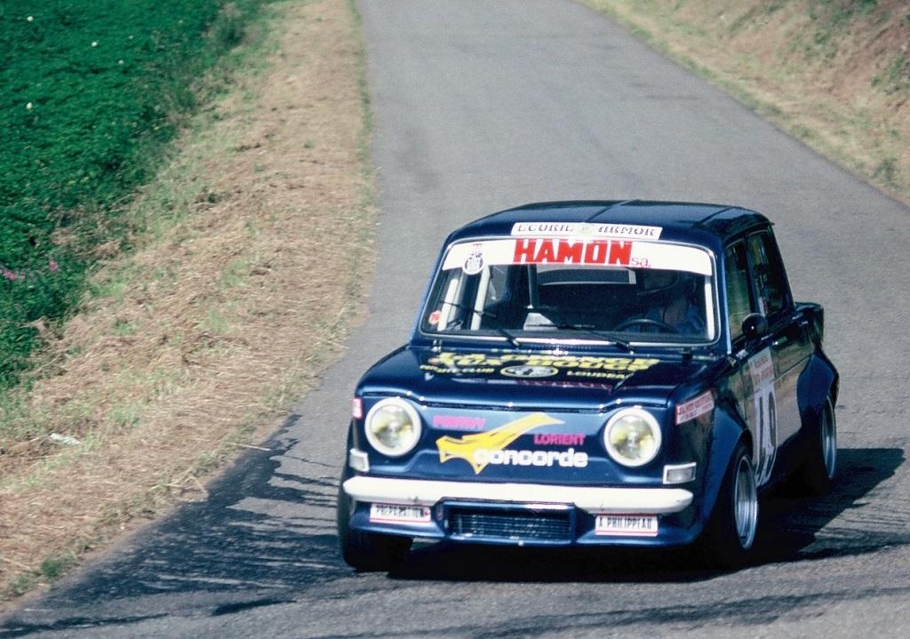 Postic - Rallye-2 - 1977 - CC-Pluméliau - Photo-Thierry-Le-Bras