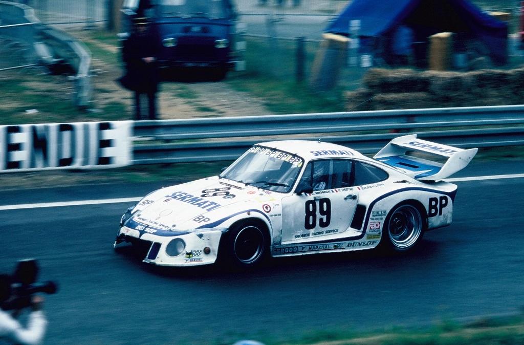 Poulain-Destic-Snobeck - (1) - Porsche-935 - 1980 - Le-Mans - Photo-Thierry-Le-Bras