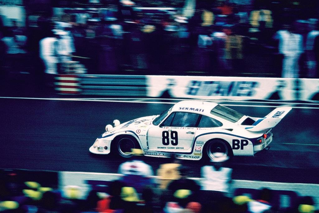Poulain-Destic-Snobeck - (2) - Porsche-935 - 1980 - Le-Mans - Photo-Thierry-Le-Bras