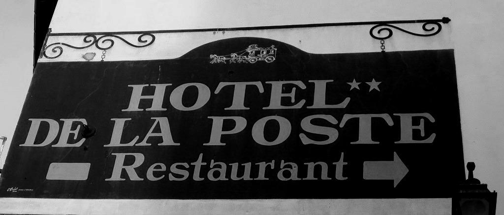 Publicité-Hôtel-de-la-Poste - Saint-Malo - Phot-TLB