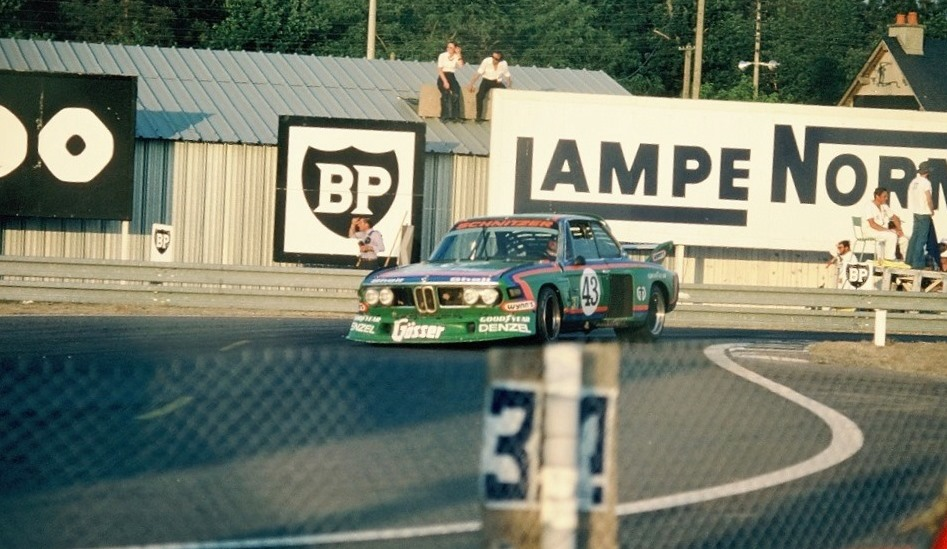 Quester-Krebs-Peltier - BMW-3.5-CSL - 1976 - Le-Mans - Photo-Thierry-Le-Bras