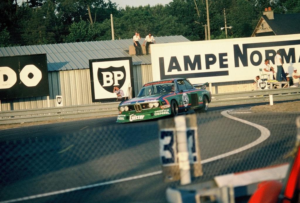 Quester-Krebs-Peltier - BMW-3.5-CSL - 1976 - Le-Mans - Photo-Thierry-Le-Bras