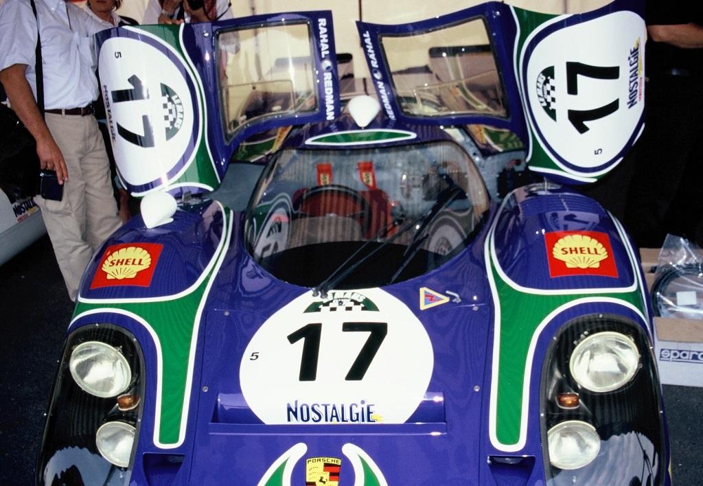 Rahal-Redman - Porsche-917 - 2002 - Le-Mans-Classic - Photo-Thierry-Le-Bras