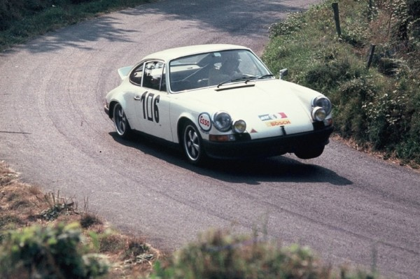 Raymond-Touroul - Porsche-Carrera-RS - 1973 - CC-Saint-Germain-sur-Ille - Photo -Thierry-Le-Bras