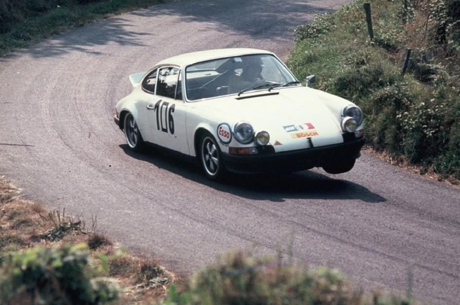 Raymond-Touroul - Porsche-Carrera-RS - 1973 - CC-Saint-Germain-sur-Ille - Photo -Thierry-Le-Bras