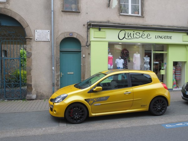 Renault-Clio-RS-F1-Team-R27- 2015 - Saint-Malo- Photo- Thierry-Le-Bras