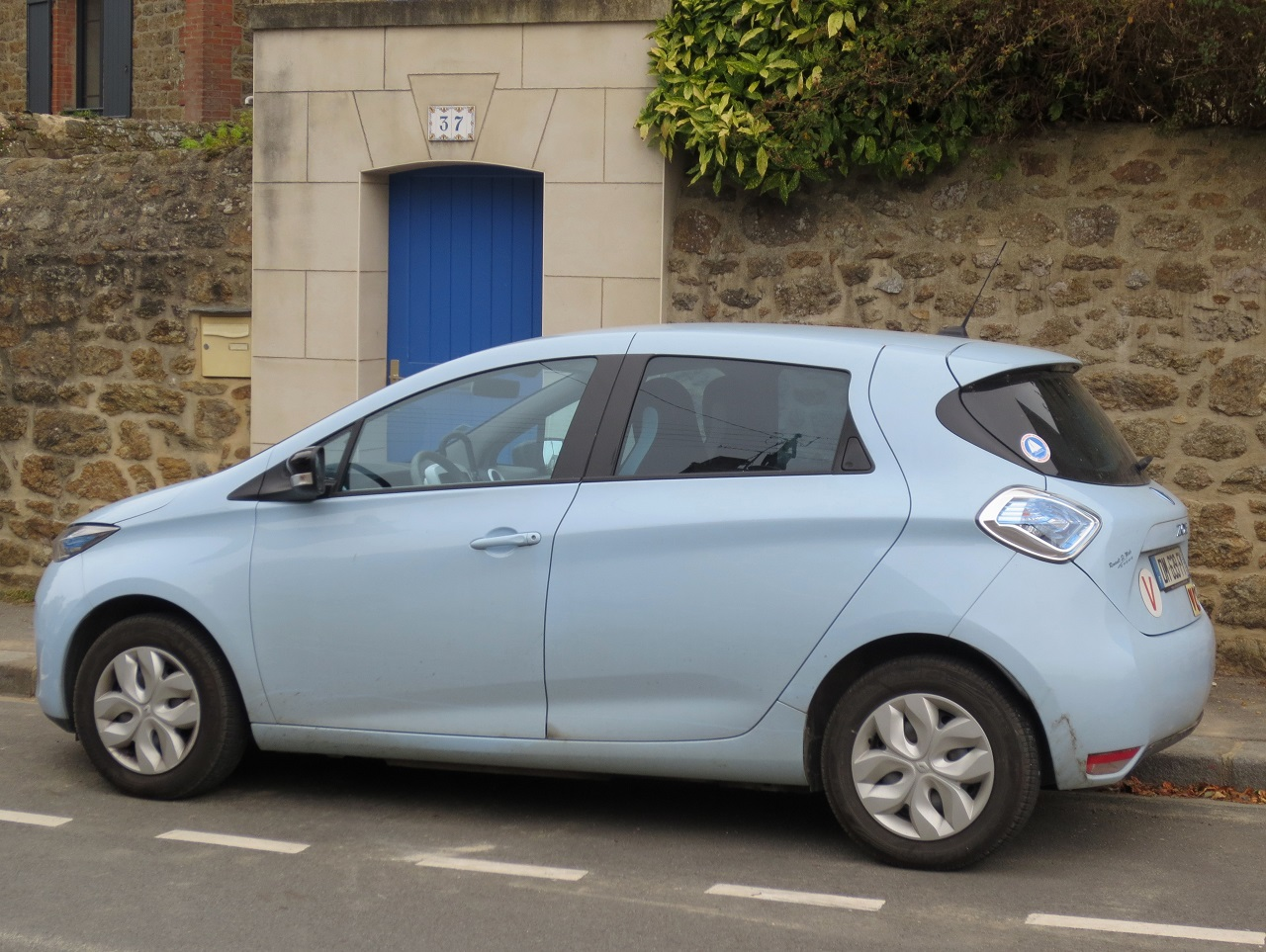 Renault-Zoe - Photo-Thierry-Le-Bras
