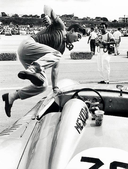 Ricardo-Rodriguez - Porsche - RSK - 1960 - La-Habada