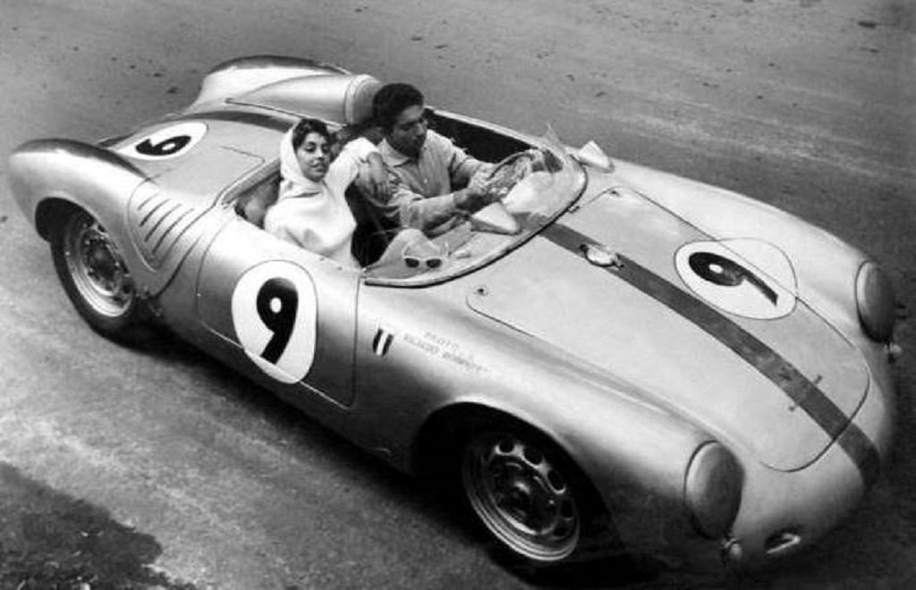 Ricardo-Rodriguez - Porsche-Type-550 - 1958 - Nassau-Races