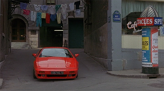 Richard-Grieco- Lotus-Esprit - 1991 - If-looks-could-kill