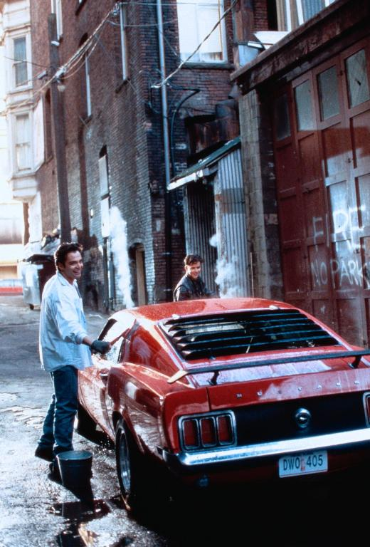 Richard-Grieco - Mustang - Born-to-run
