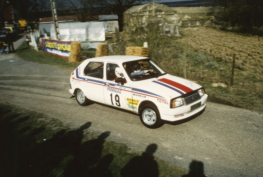 Rio-Tabet - Citroën-Visa - 1982 - Critérium-de-Touraine- Photo - Thierry-Le-Bras