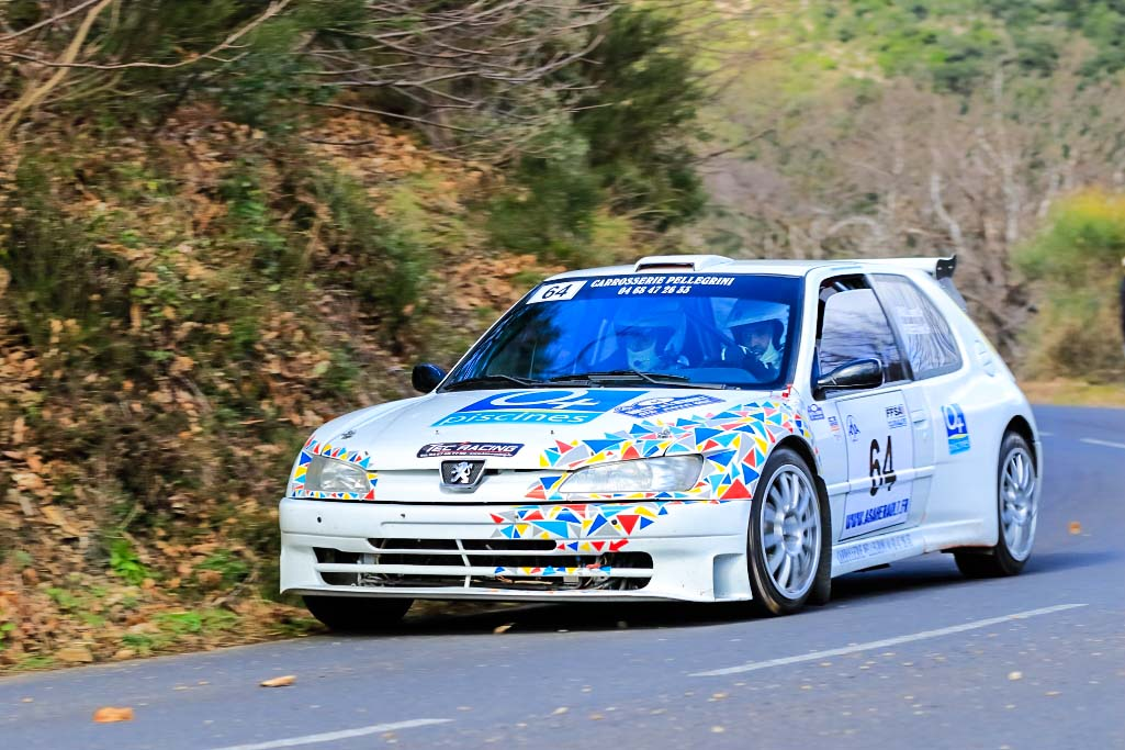 Rivals-Rodiere- Peugeot-306-S16 - 2016- Rallye-de-lHerault - Photo-© RacingCarMedia – Guy Pawlak