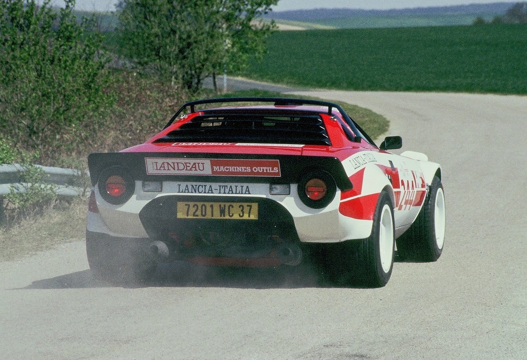 Roger-Landeau - Lancia-Stratos-3- 2003 - Tour-Auto- Photo-Thierry-Le-Bras
