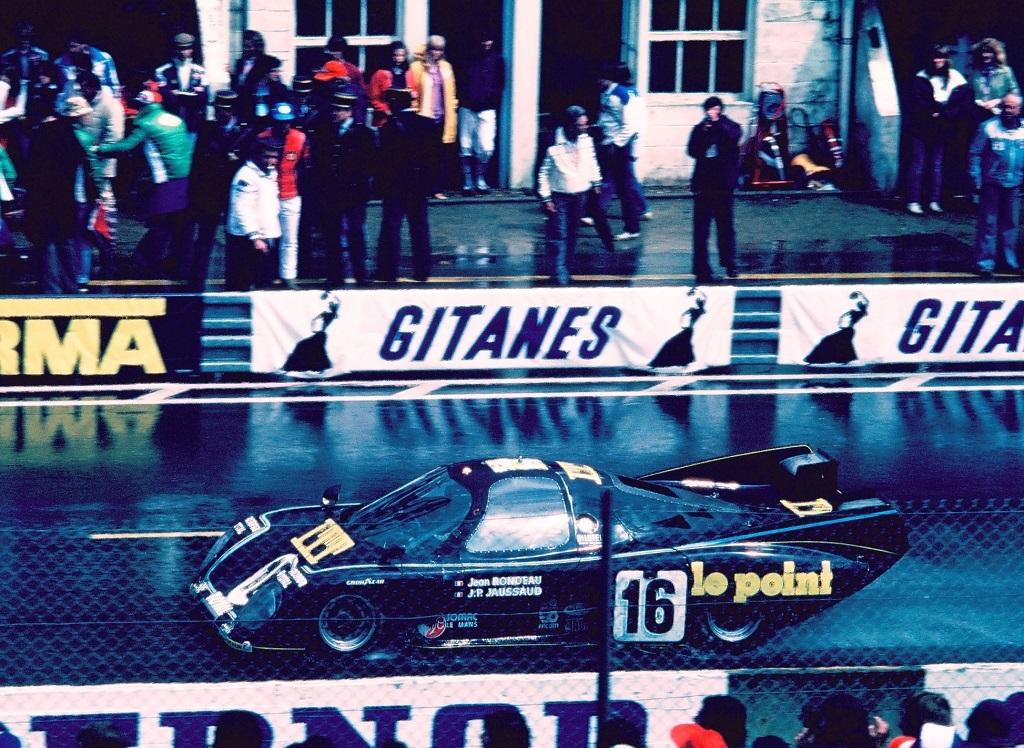 Rondeau-Jaussaud - Rondeau - 1980 (2) - Le-Mans - Photo-Thierry-Le-Bras