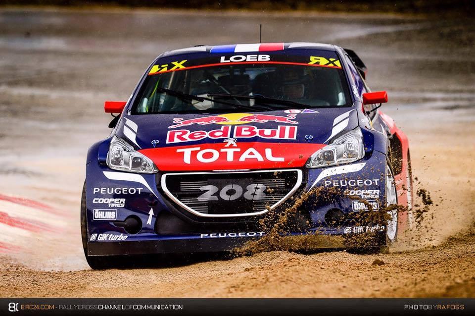 Loeb Dans Un Conte De Hansen Circuitmortel