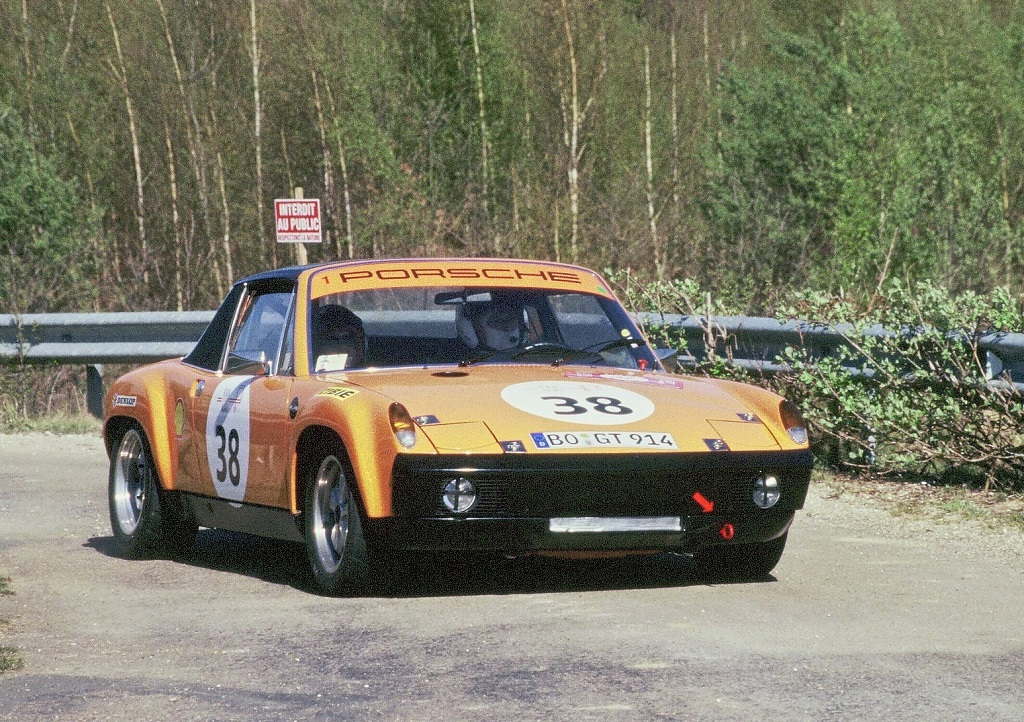 Schachtneider- Korffmacher - Porsche-914-6-1 - 2003 -Tour-de-France-Auto - Photo-Thierry-Le-Bras