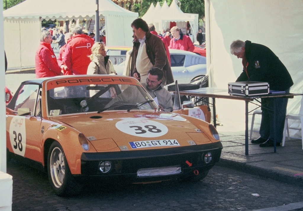 Schachtneidr- Korffmacher - Porsche-914-6-2 - 2003 -Tour-de-France-Auto - Photo-Thierry-Le-Bras