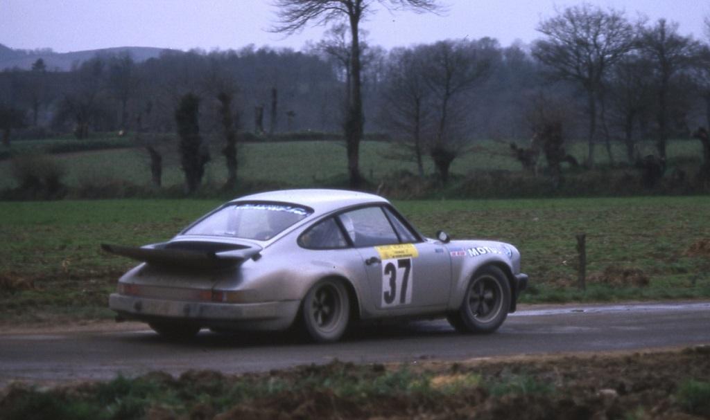 Segolen - Porsche-Carrera-RS - 1977 - Ronde-d-Armor - Photo-Thierry-Le-Bras