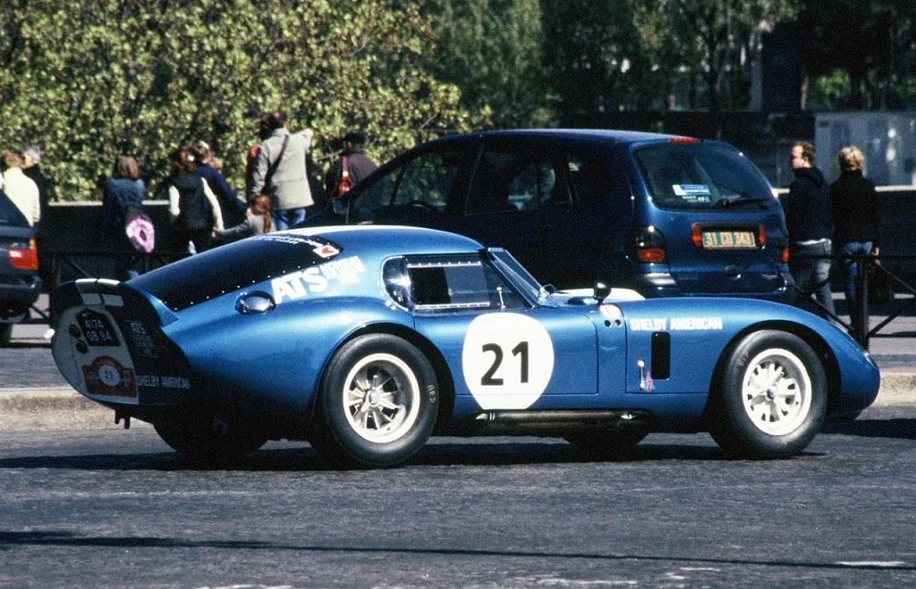 Shelby-Cobra-Daytona - 2003 - Paris - Photo-Thierry-Le-Bras