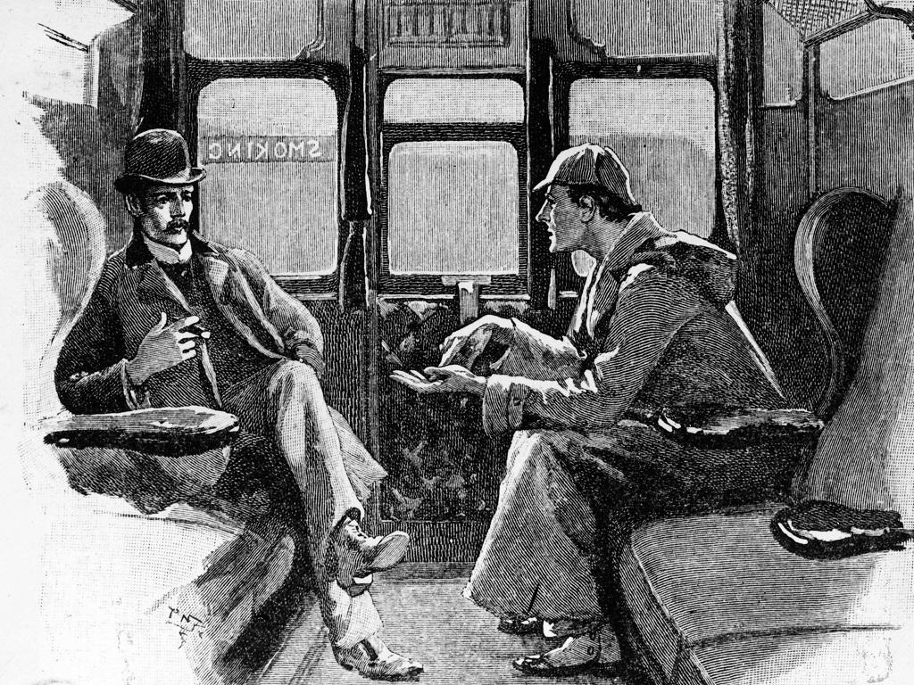 Sherlock-Holmes-Héros-de-Conan-Doyle