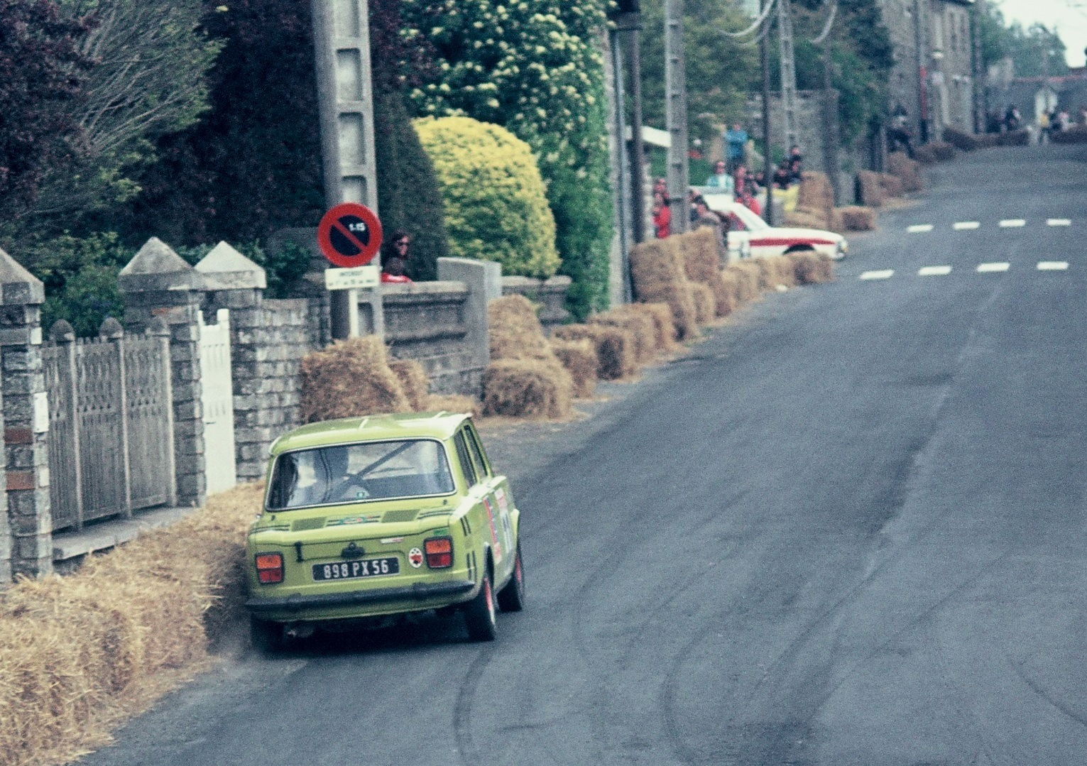 Simca-1000-Rallye-2 - 1974 - CC-Saint-Germain-sur-Ille- Photo-Thierry-Le-Bras