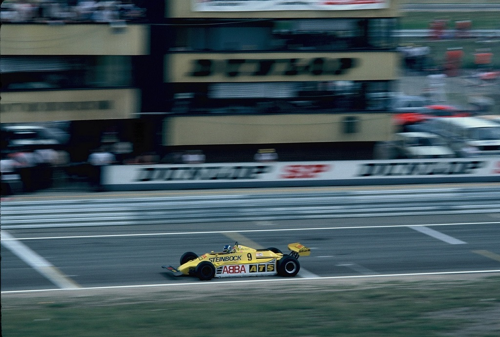 Slim-Borgudd - ATS - 1981 - Hockenheim - Photo-Thierry-Le-Bras