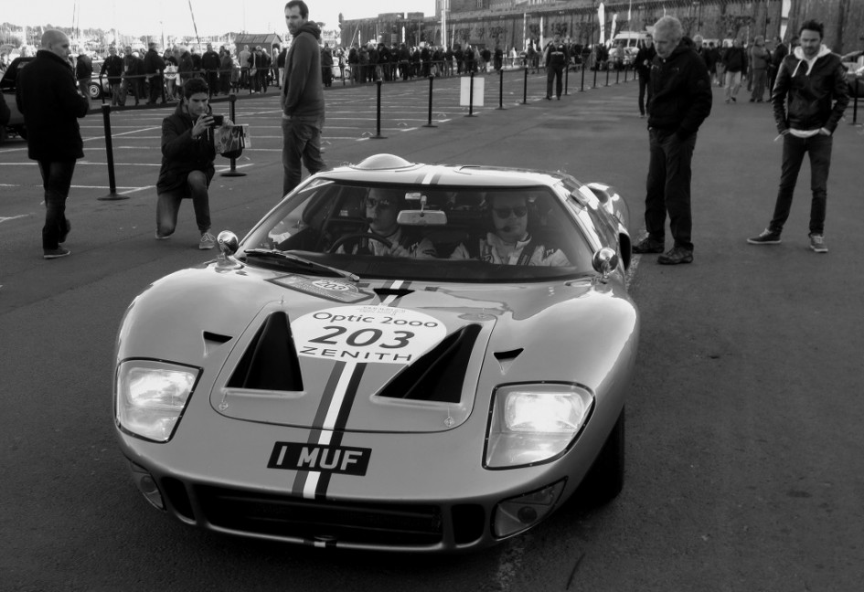 Smith-Cottingham -Ford-GT40 - 1 - 2017 - Saint-Malo - Tour-Auto - Photo-Thierry-Le-Bras