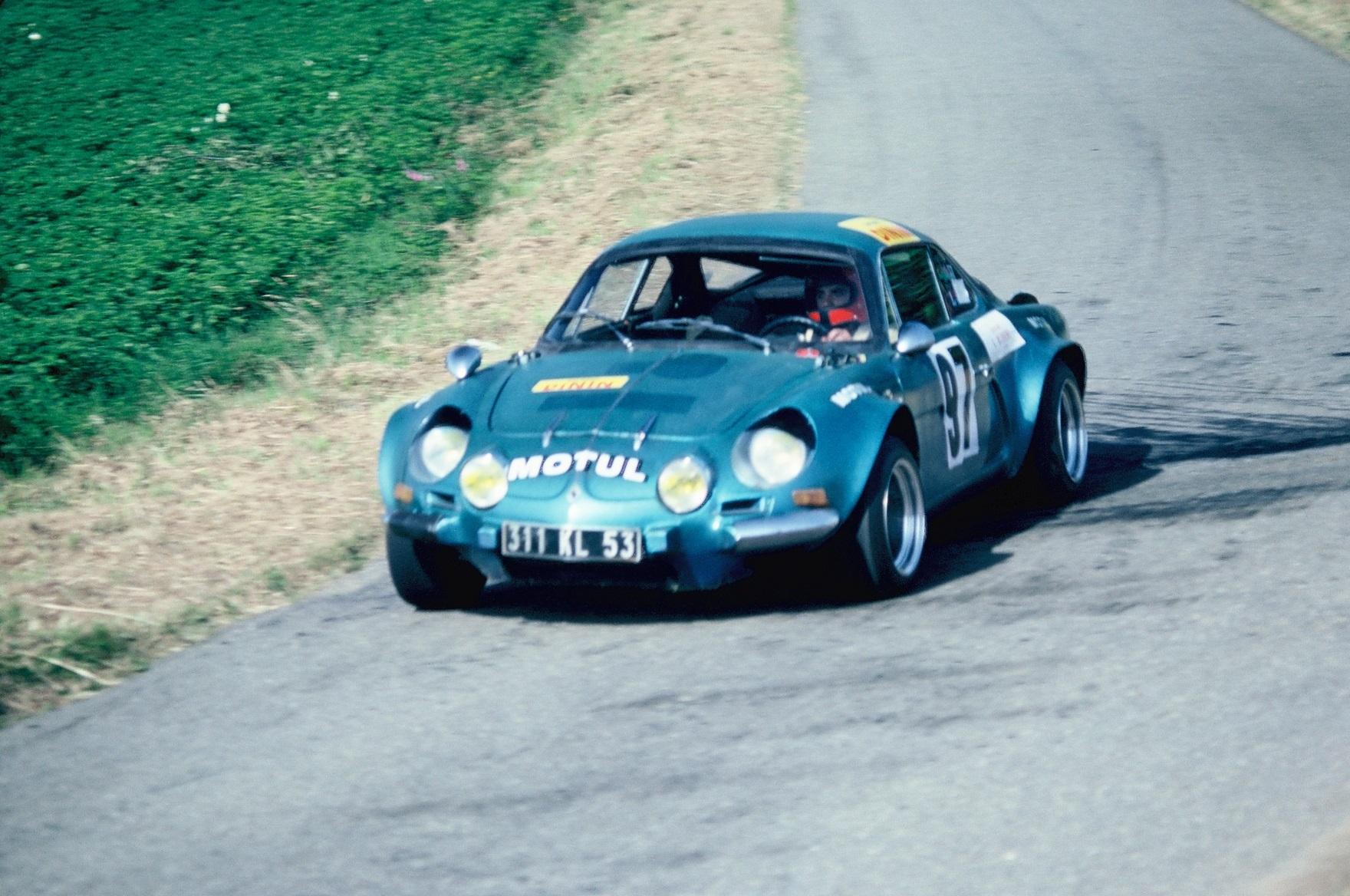 Tarrière - Alpine-groupe-5- 1977 - CC-Pluméliau - Photo-Thierry-Le-Bras