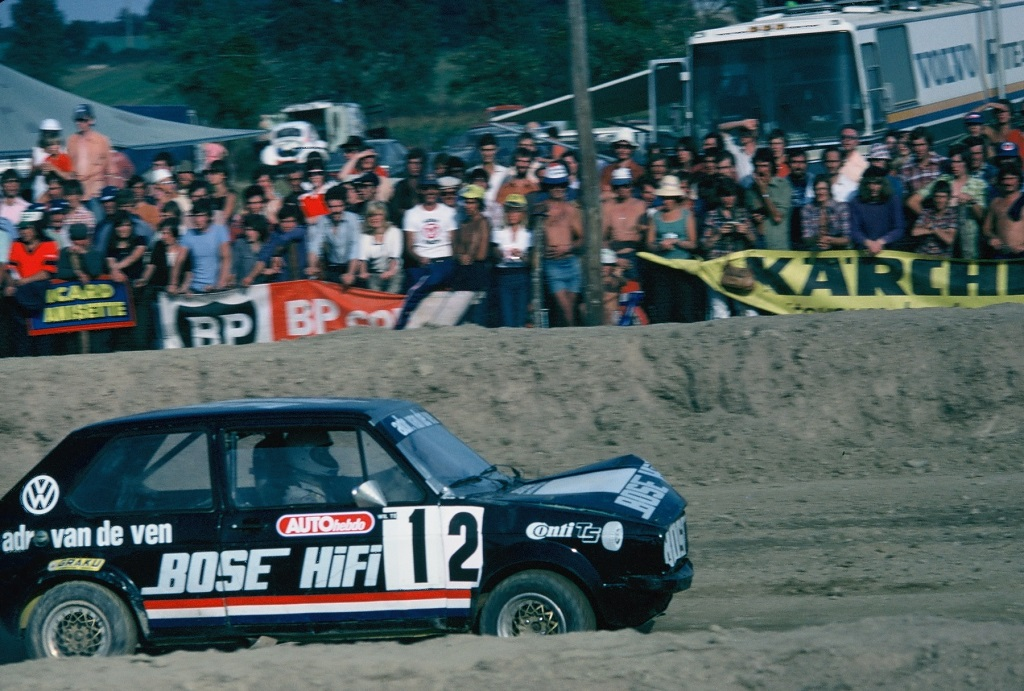 Teurlings - VW-Golf-GTI - 1978 - Rallycross-Lohéac - Photo - Thierry-Le-Bras