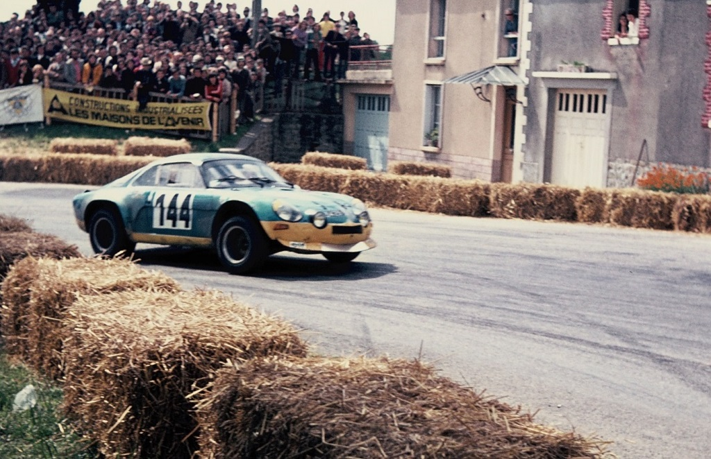 Thérier - Alpine-Berlinette - 1972 - CC-Saint-Germain-sur-Ille - Photo-Thierry-Le-Bras