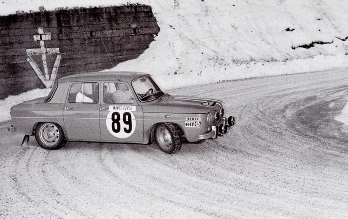 Thérier-Callewaert - R8-Gordini - 1969 - Rallye-de-Monte-Carlo