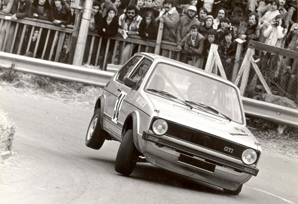 Thierry-Le-Bras - VW-Golf-GTI -3- 1977 - Saint-Germain-sur-Ille - Photo-Photo-Actualité
