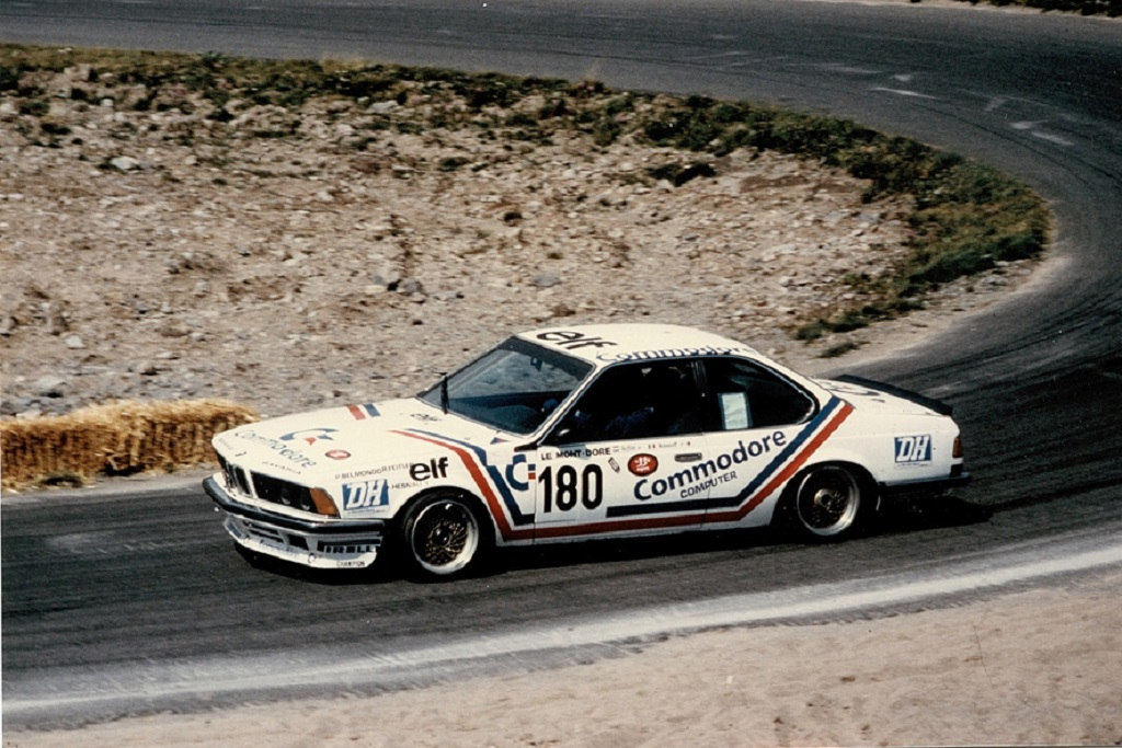 Thilloy-BMW-635 - 1985 - CC-Mont-Dore- Photo-Thierry-Le-Bras