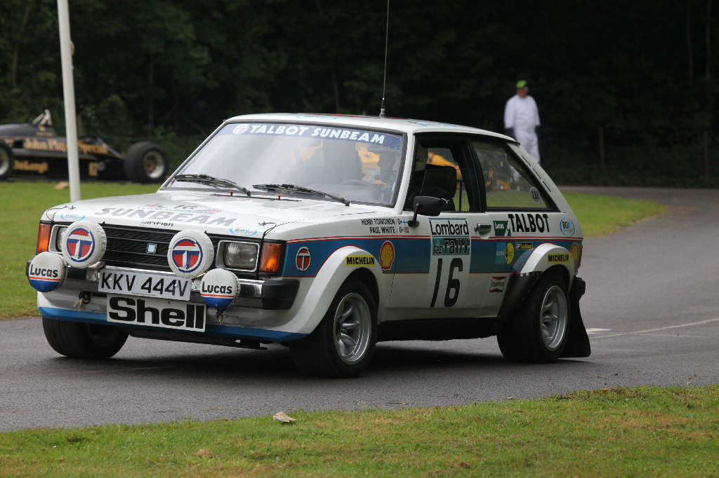 Toivonen-White - Talbot-Sunbeam-Lotus - 1980