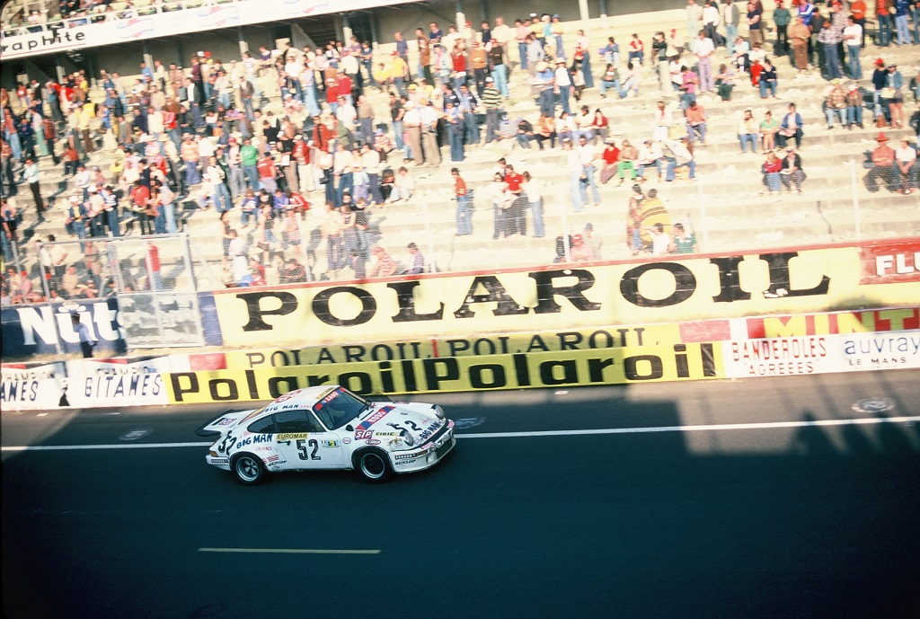 Touroul-Cudini - Porsche-RSR - 1976 - Le-Mans - Photo-Thierry-Le-Bras