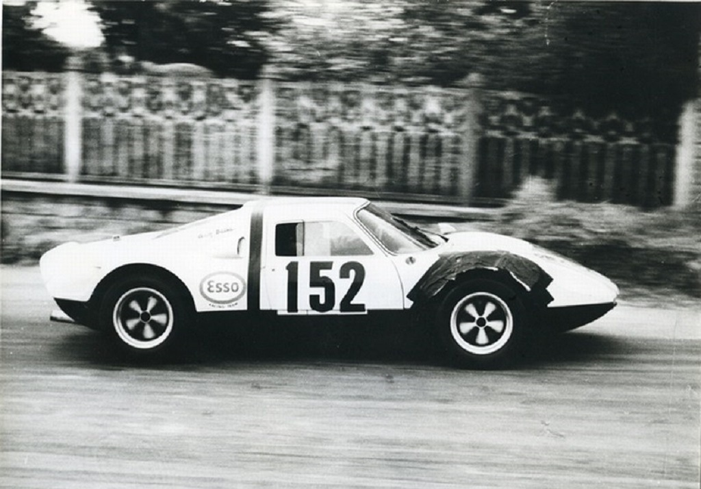 Touroul - Porsche-904 - 1972 -CC-Saint-Germain-sur-Ille - Photo-Thierry-Le-Bras