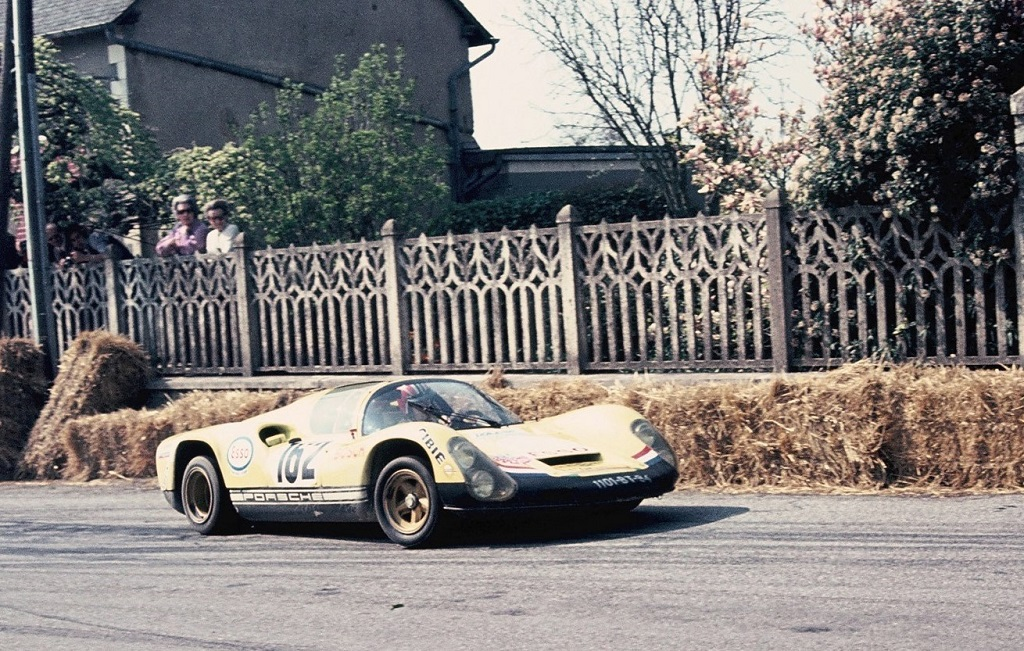 Touroul - Porsche-906 - 1973 -CC-Saint-Germain-sur-Ille - Photo-Thierry-Le-Bras