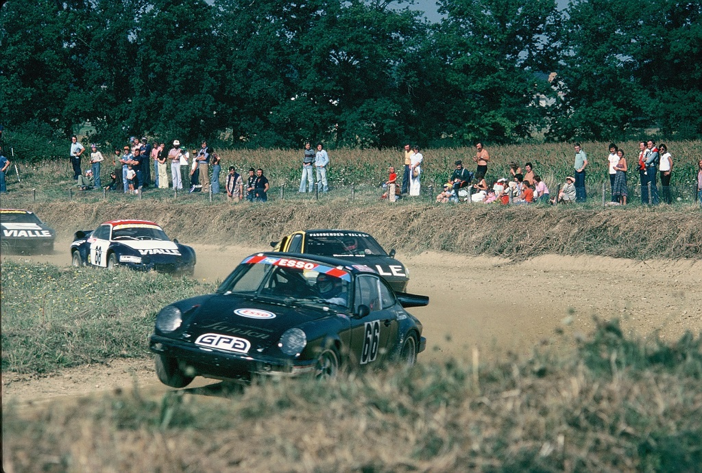 Touroul - Porsche-911-RS - 1978 -Rallycross-Lohéac - Photo-Thierry-Le-Bras