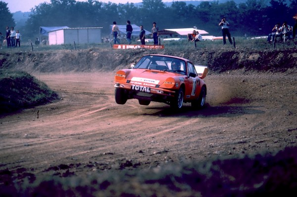 Touroul - Porsche-911-RS - 1979 -Rallycross-Lohéac  - Photo-Thierry-Le-Bras