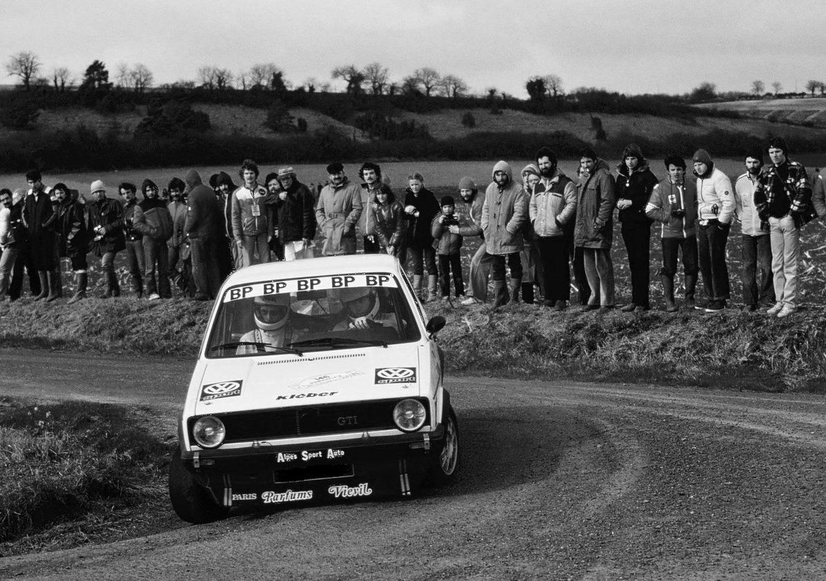 VW-Golf-GTI - Rallye - Photo-Thierry-Le-Bras