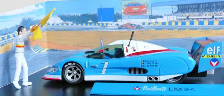 Vaillante-1998- Le-Mans- Album-La-Prisonnière