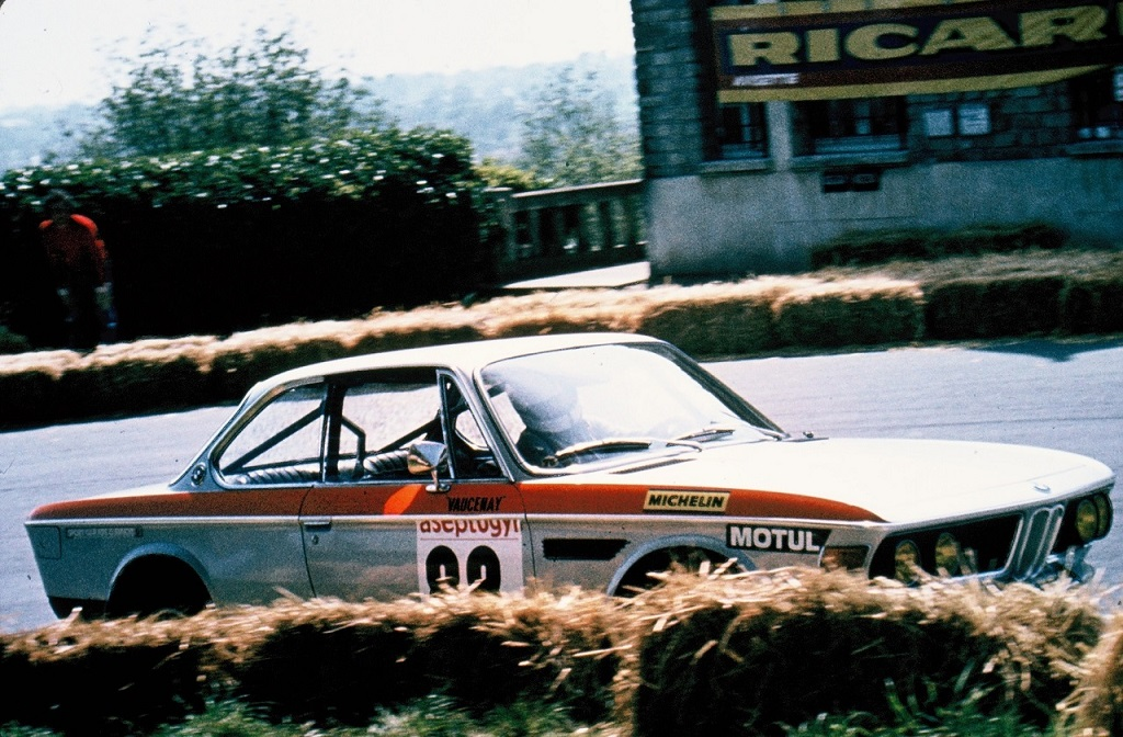Vaucenay- BMW-30-CSi- 1975 - CC-St-Germain-sur-Ille - Photo-Thierry-Le-Bras