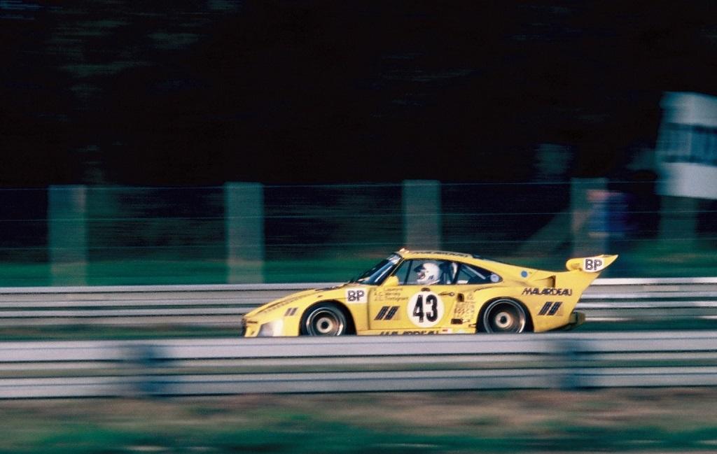 Verney- Lapeyre-Trintignant - Porsche-935-K3 - 1980 - Le-Mans- Photo-Thierry-Le-Bras