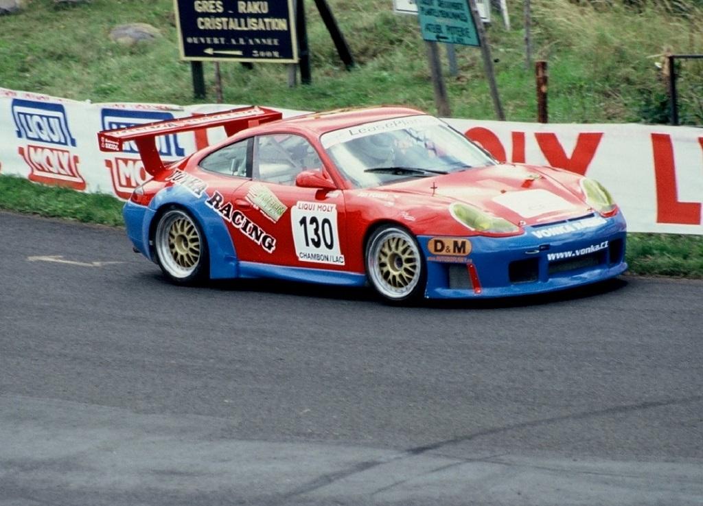 Vonka -Porsche-911-GT3-RS - 2002 -CC-Mont-Dore- Photo-Thierry-Le-Bras