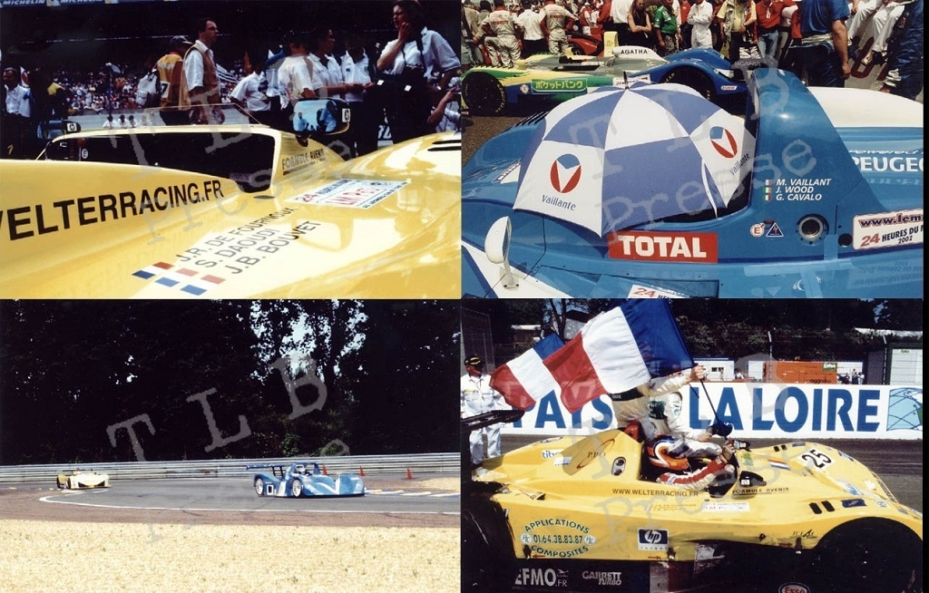 WR - Vaillante - 2002 -Le-Mans-Photos-Thierry-le-Bras