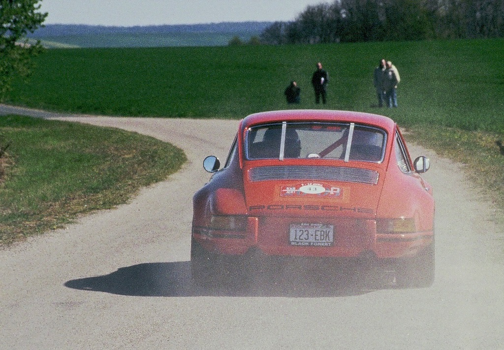 Wegner-Bill - Porsche-911-ST -3- 2003 - Tour-Auto- Photo-Thierry-Le-Bras