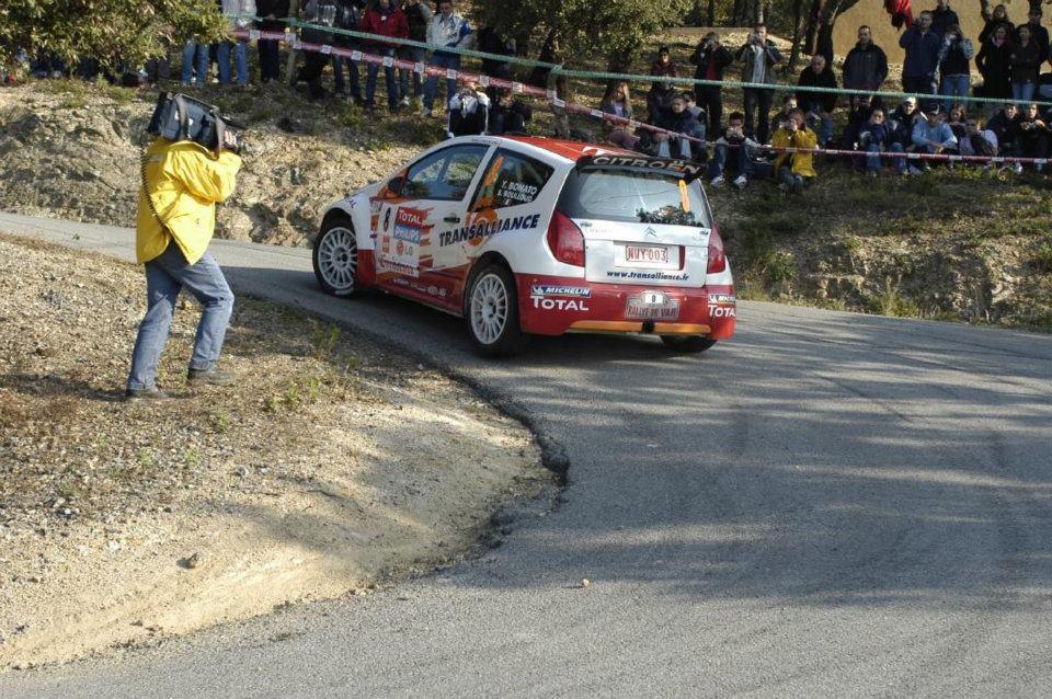 Yoann-Bonato-Benjamin-Bouloud - Citroën-C2 - 2004 - Rallye-du-Var