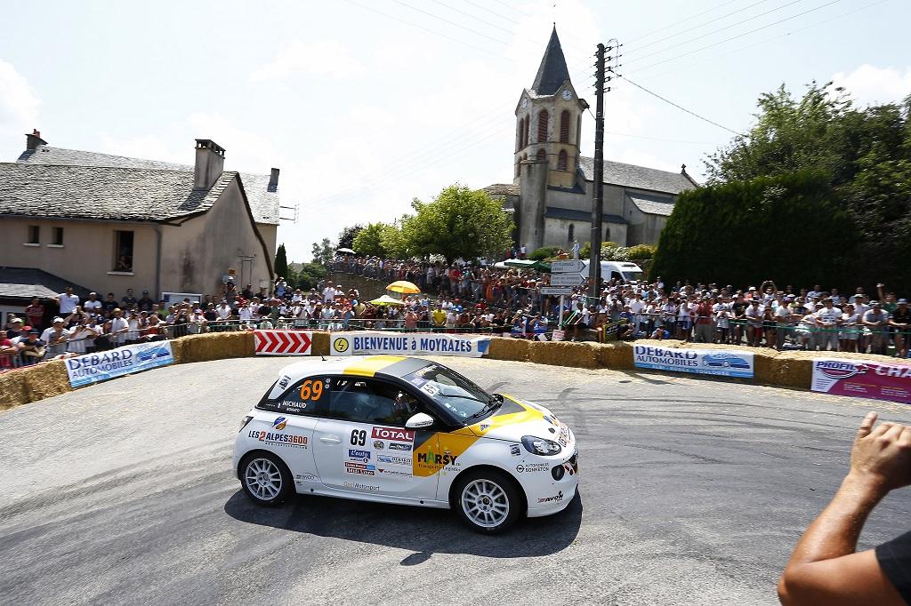 Yoann-Bonato-Thierry-Michaud-Opel-Adam-Cup - 2013 - Rallye-du-Rouergue
