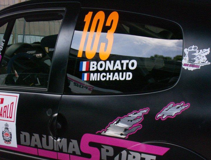 Yoann-Bonato-Thierry-Michaud - Renault-Twingo- 2011 - Rallye-Monte-Carlo